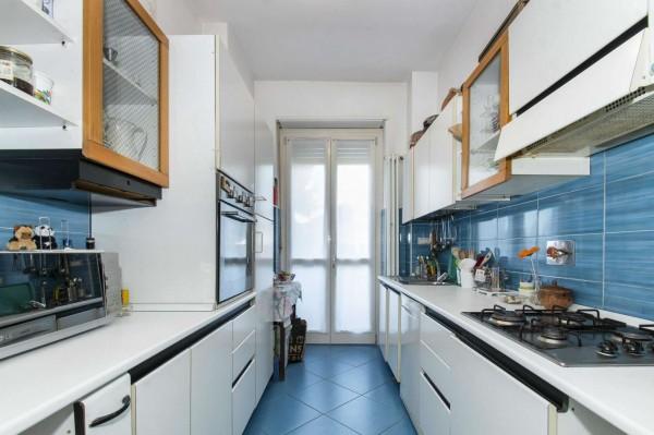 Appartamento in vendita a Torino, Corso Casale, Con giardino, 130 mq - Foto 20