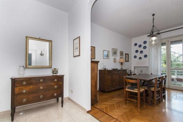 Appartamento in vendita a Torino, Corso Casale, Con giardino, 130 mq - Foto 30