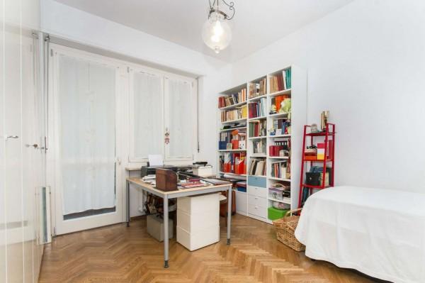 Appartamento in vendita a Torino, Corso Casale, Con giardino, 130 mq - Foto 15