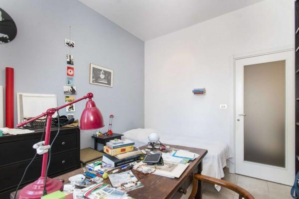 Appartamento in vendita a Torino, Corso Casale, Con giardino, 130 mq - Foto 13