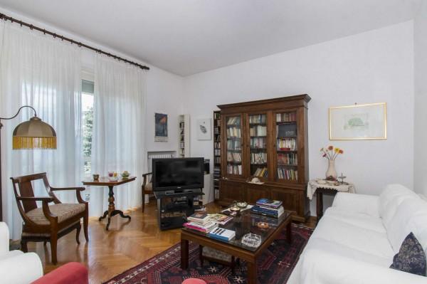 Appartamento in vendita a Torino, Corso Casale, Con giardino, 130 mq - Foto 24