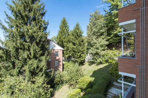 Appartamento in vendita a Torino, Corso Casale, Con giardino, 130 mq - Foto 33