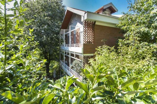 Appartamento in vendita a Torino, Corso Casale, Con giardino, 130 mq - Foto 34