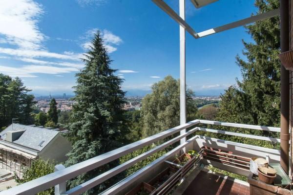 Appartamento in vendita a Torino, Corso Casale, Con giardino, 130 mq - Foto 10