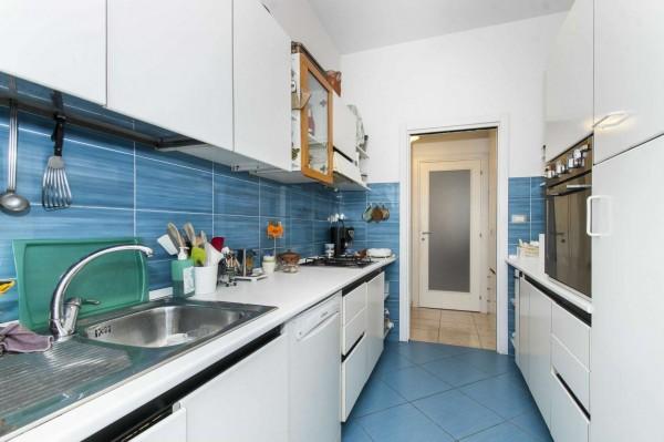 Appartamento in vendita a Torino, Corso Casale, Con giardino, 130 mq - Foto 19