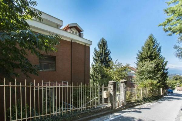 Appartamento in vendita a Torino, Corso Casale, Con giardino, 130 mq - Foto 3