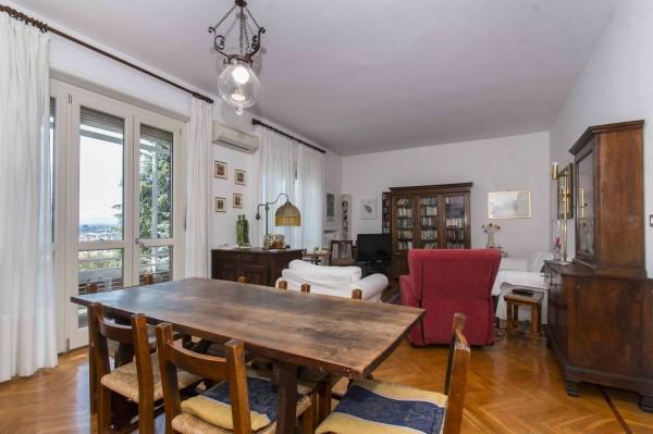 Appartamento in vendita a Torino, Corso Casale, Con giardino, 130 mq - Foto 26