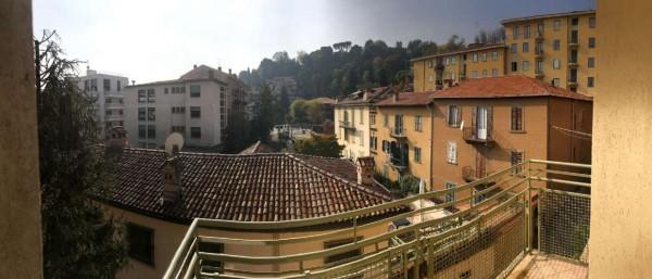 Appartamento in affitto a Bergamo, Centro, Con giardino, 160 mq - Foto 11