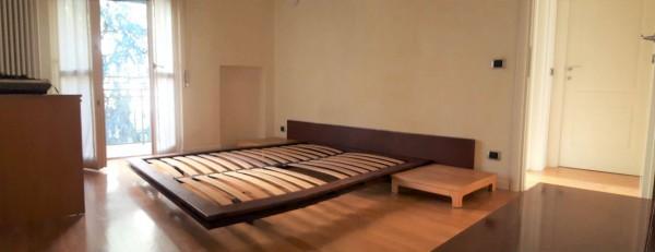 Appartamento in affitto a Bergamo, Centro, Con giardino, 160 mq - Foto 4