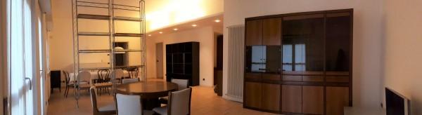 Appartamento in affitto a Bergamo, Centro, Con giardino, 160 mq - Foto 5