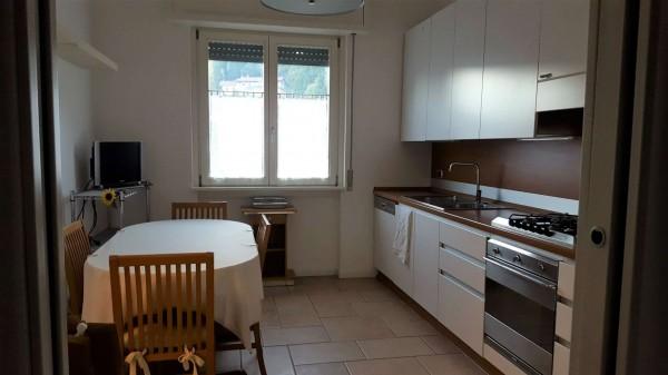 Appartamento in affitto a Bergamo, Centro, Con giardino, 160 mq - Foto 6
