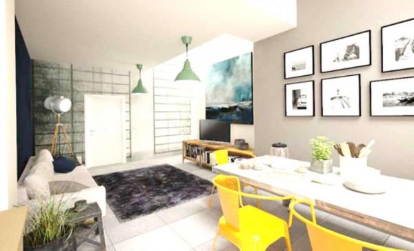 Appartamento in vendita a Torino, Con giardino, 50 mq
