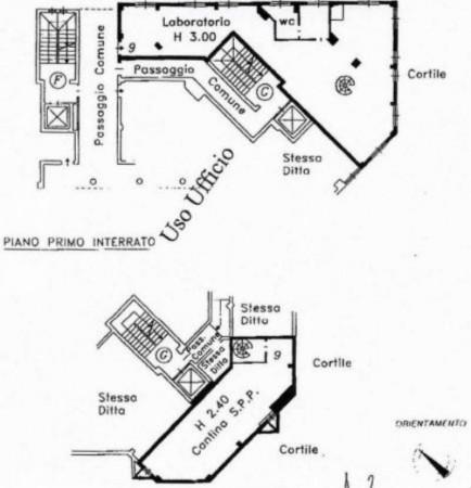 Appartamento in vendita a Milano, Quarto Oggiaro, Con giardino, 105 mq - Foto 3