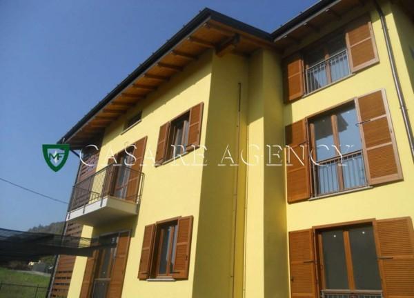 Appartamento in vendita a Induno Olona, Con giardino, 75 mq