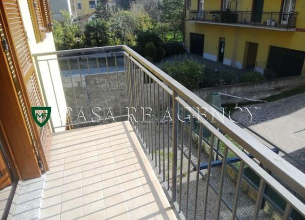 Appartamento in vendita a Induno Olona, Con giardino, 107 mq - Foto 13