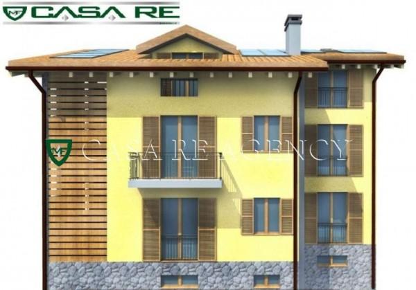 Appartamento in vendita a Induno Olona, Con giardino, 107 mq - Foto 2