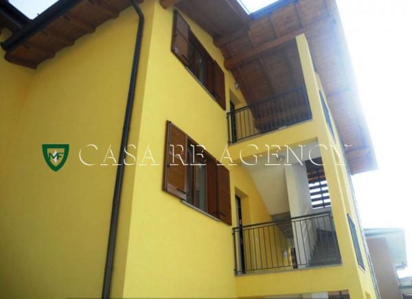 Appartamento in vendita a Induno Olona, Con giardino, 108 mq - Foto 5