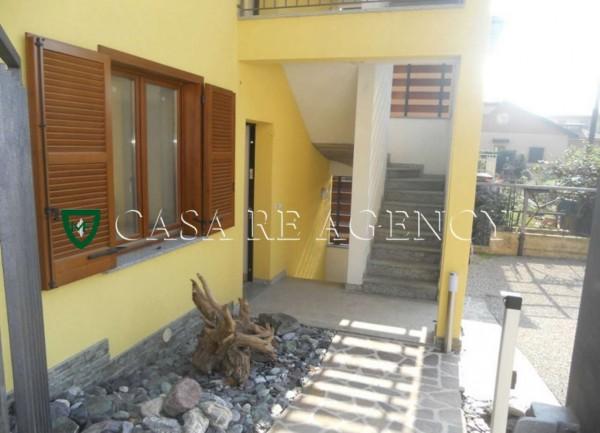 Appartamento in vendita a Induno Olona, Con giardino, 108 mq - Foto 15