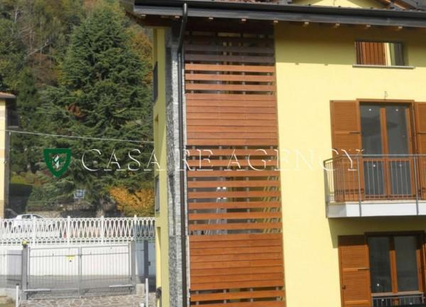 Appartamento in vendita a Induno Olona, Con giardino, 108 mq