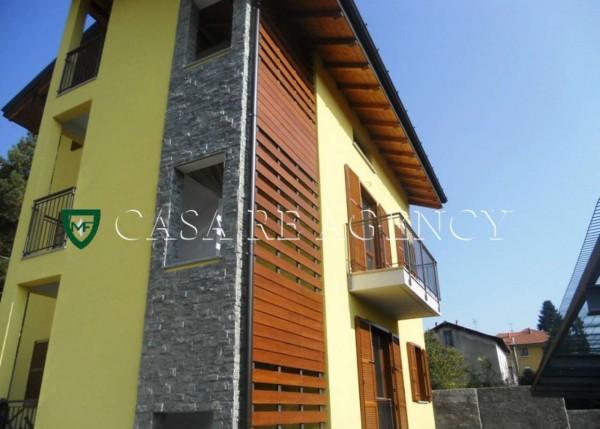 Appartamento in vendita a Induno Olona, Con giardino, 108 mq - Foto 10