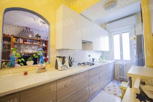 Appartamento in vendita a Milano, Affori Fn, Con giardino, 70 mq - Foto 7