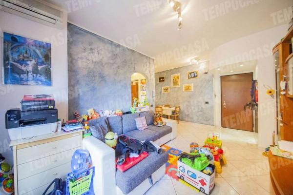 Appartamento in vendita a Milano, Affori Fn, Con giardino, 70 mq - Foto 9