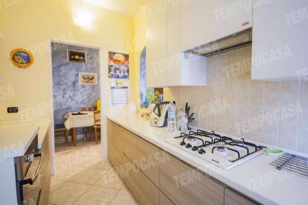 Appartamento in vendita a Milano, Affori Fn, Con giardino, 70 mq - Foto 14