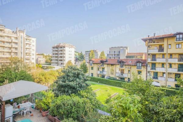 Appartamento in vendita a Milano, Affori Centro, Con giardino, 45 mq - Foto 8