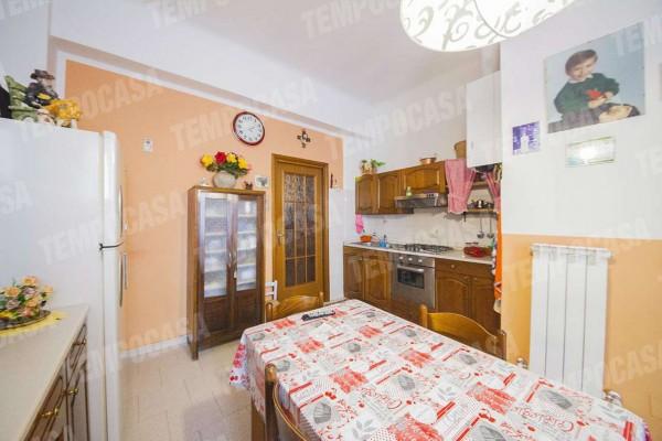 Appartamento in vendita a Milano, Affori Centro, Con giardino, 45 mq - Foto 12