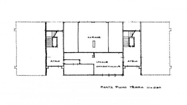 Appartamento in vendita a Forlì, Medaglie D'oro, Con giardino, 190 mq - Foto 10