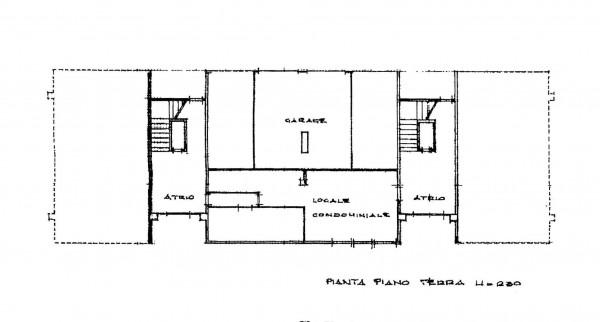 Appartamento in vendita a Forlì, Medaglie D'oro, Con giardino, 190 mq - Foto 11