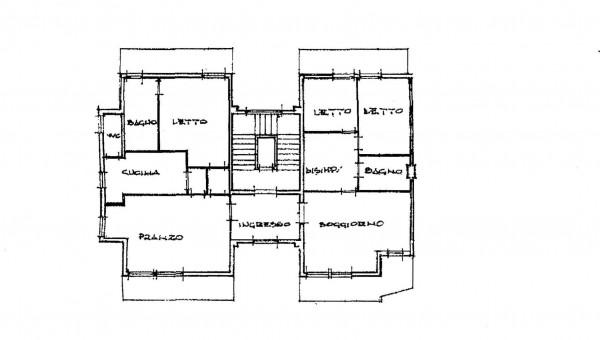 Appartamento in vendita a Forlì, Medaglie D'oro, Con giardino, 190 mq - Foto 12