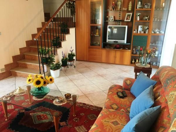 Villa in vendita a Volpiano, Arredato, con giardino, 200 mq - Foto 22