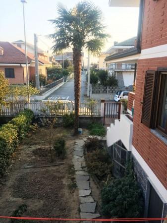 Villa in vendita a Volpiano, Arredato, con giardino, 200 mq - Foto 28
