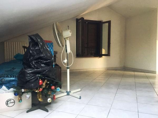 Villa in vendita a Volpiano, Arredato, con giardino, 200 mq - Foto 13