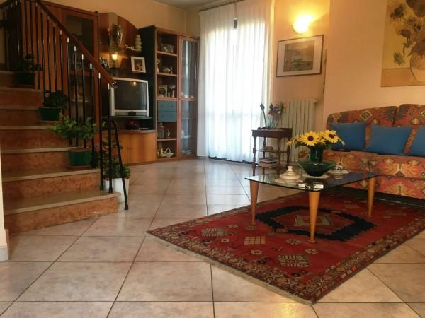 Villa in vendita a Volpiano, Arredato, con giardino, 200 mq - Foto 24