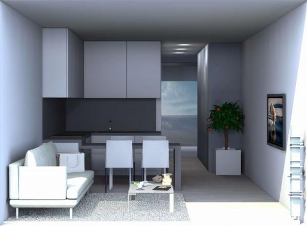 Appartamento in vendita a Milano, Viale Tibaldi, Con giardino, 45 mq - Foto 8