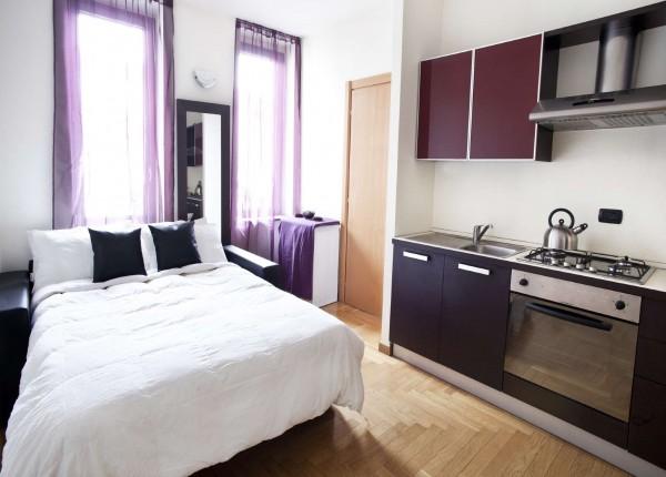 Appartamento in affitto a Milano, Cattolica, Arredato, 30 mq