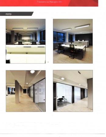Ufficio in affitto a Milano, Trezzano Sul Naviglio, 269 mq - Foto 8