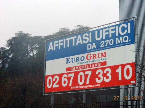 Ufficio in affitto a Milano, Trezzano Sul Naviglio, 269 mq - Foto 2