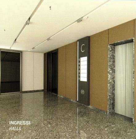 Ufficio in affitto a Milano, Trezzano Sul Naviglio, 403 mq - Foto 5