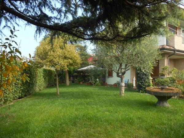 Villa in vendita a Sergnano, Residenziale, Con giardino, 213 mq - Foto 34