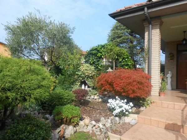 Villa in vendita a Sergnano, Residenziale, Con giardino, 213 mq - Foto 6