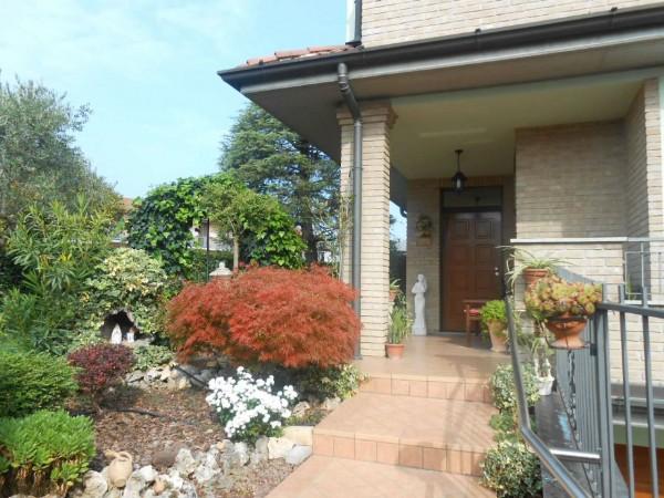 Villa in vendita a Sergnano, Residenziale, Con giardino, 213 mq - Foto 39