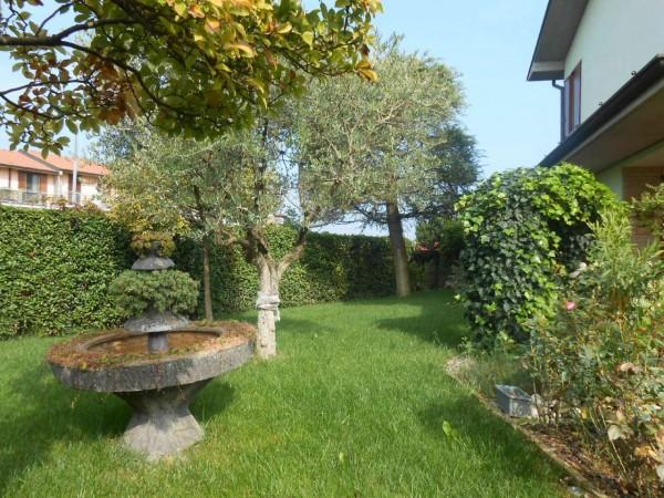 Villa in vendita a Sergnano, Residenziale, Con giardino, 213 mq - Foto 38