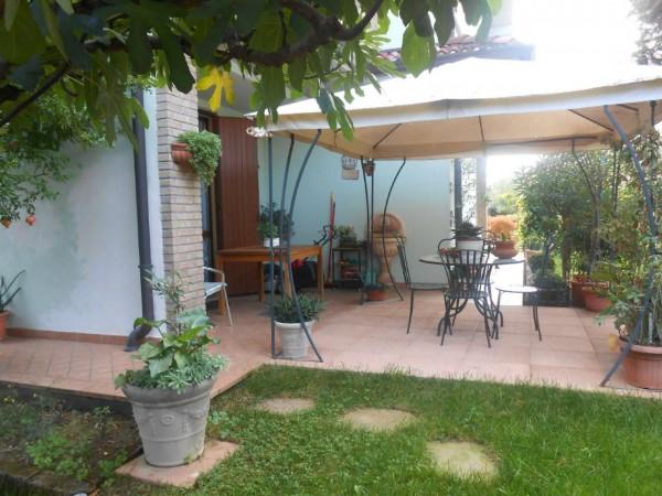 Villa in vendita a Sergnano, Residenziale, Con giardino, 213 mq - Foto 32