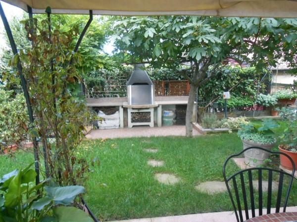 Villa in vendita a Sergnano, Residenziale, Con giardino, 213 mq - Foto 36