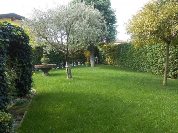 Villa in vendita a Sergnano, Residenziale, Con giardino, 213 mq - Foto 11
