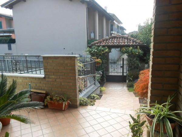 Villa in vendita a Sergnano, Residenziale, Con giardino, 213 mq - Foto 8