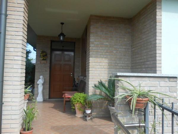 Villa in vendita a Sergnano, Residenziale, Con giardino, 213 mq - Foto 33
